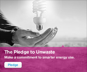 The Pledge to Unwaste